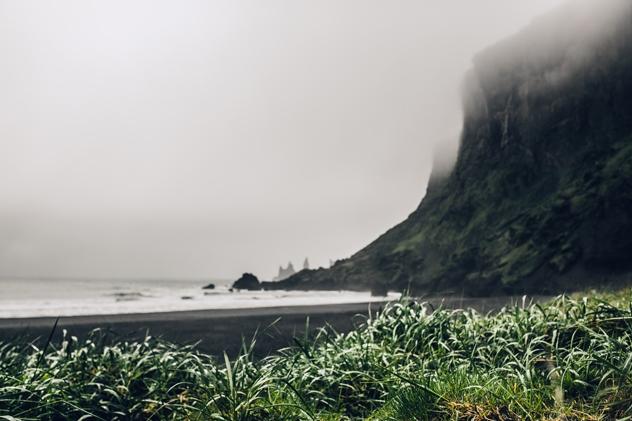 Foggy Iceland 001