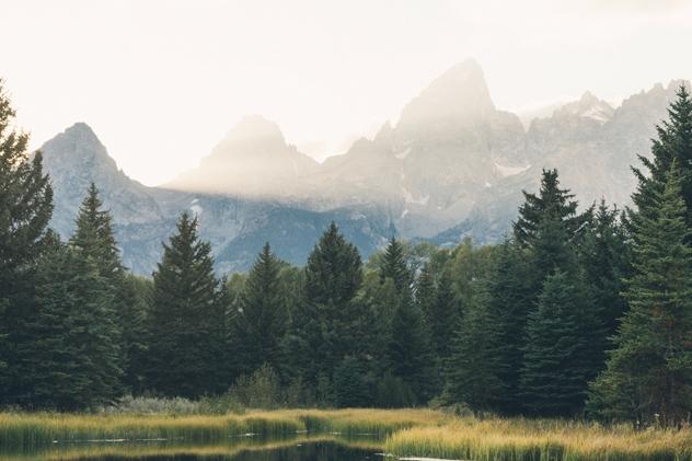 Distant Mountains 001