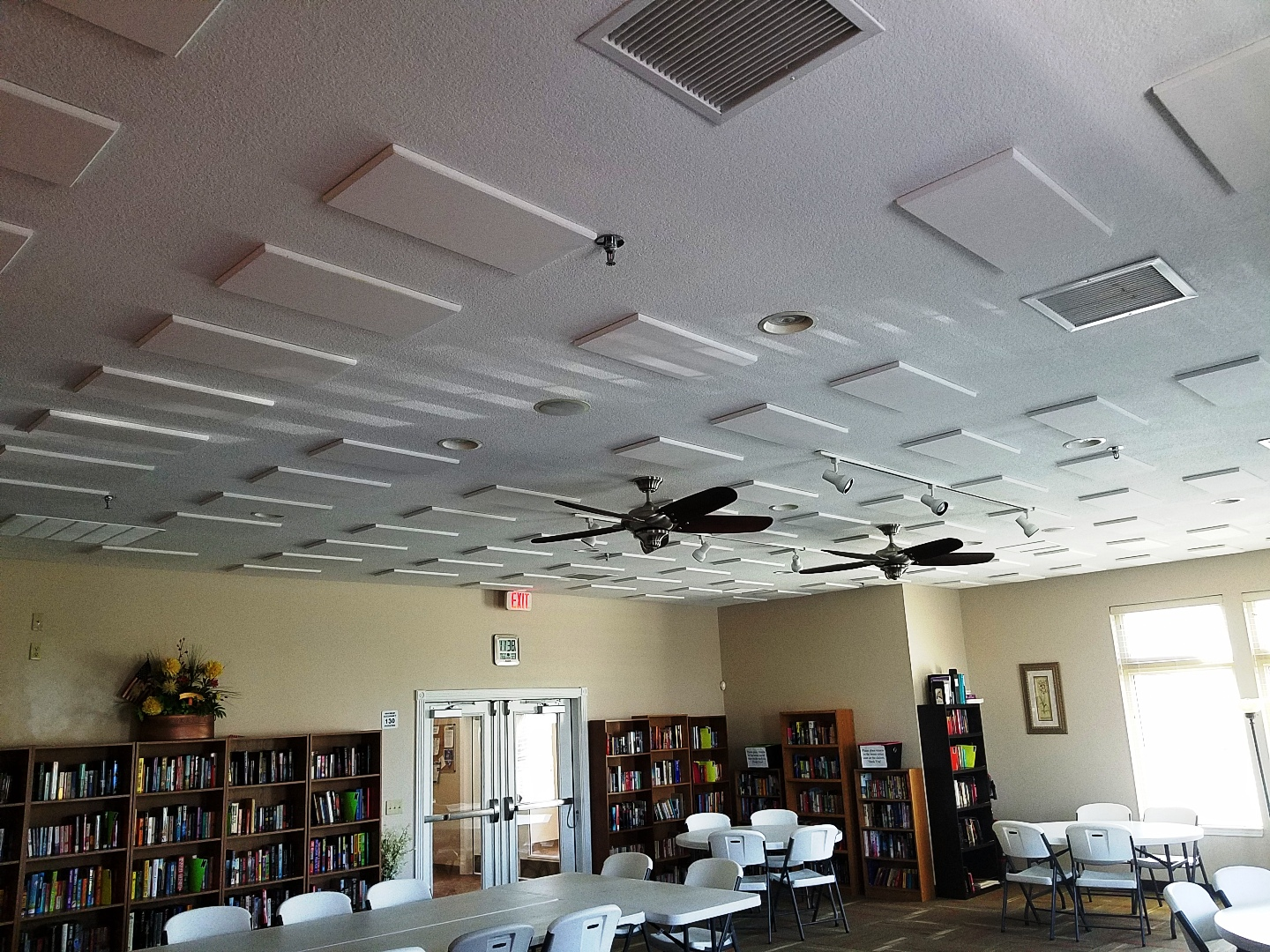 Glue Up Acoustical Ceiling Panels Isc Supply